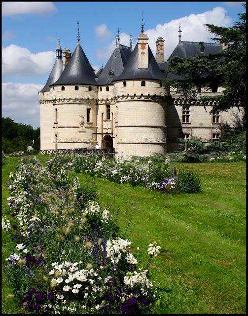 Chateau Chaumont sur Loire France 29th June 2011