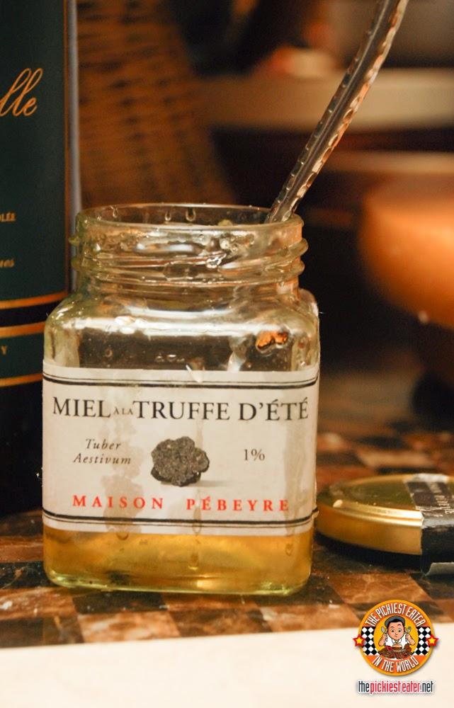 honey truffle