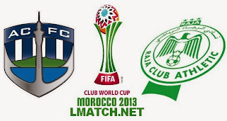 Raja vs Auckland City live direct agadir