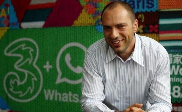 الشاب الأوكراني الفقير الذي تحول إلى ملياردير عبر واتس آب - وادى مصر