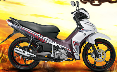 Yamaha All New Jupiter Z1