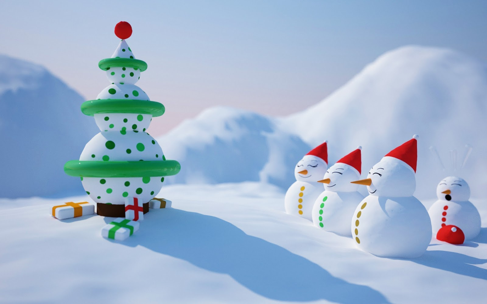 latest wallpaper free animated christmas desktop backgrounds