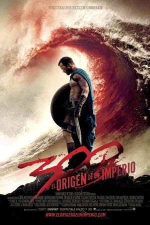 Poster 300: Rise of an Empire 2014