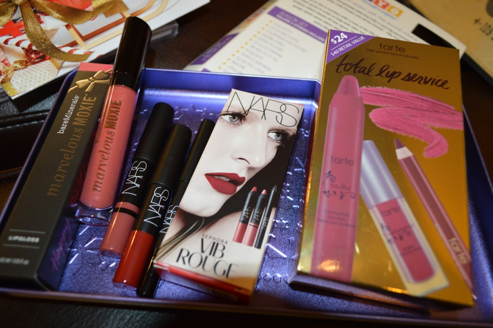 Rouge Deluxe: Sephora and Beauty.com Sale Hauls