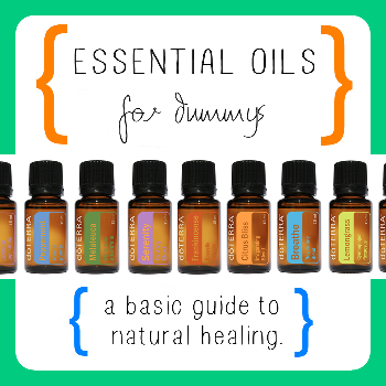 essential oils for dummys