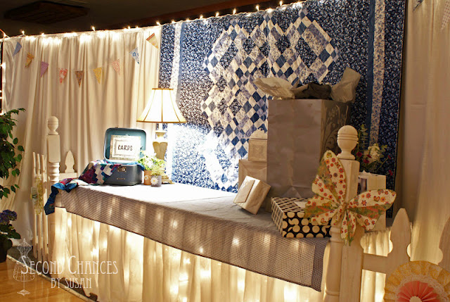 Wedding Gift Tables