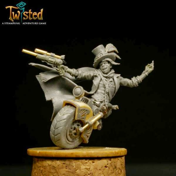 Twisted Game Artful Dodger Motorbike