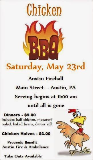 5-23 Chicken BBQ, Austin VFD