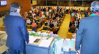 Assembléia Legislativa de SP presta solidariedade aos palestinos