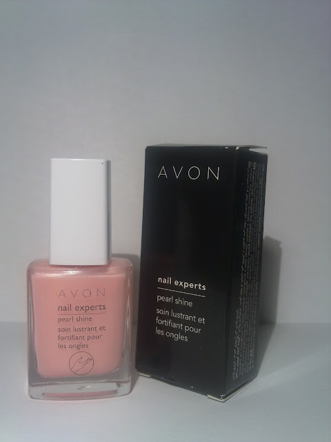 smalto avon nail experts pearl shine