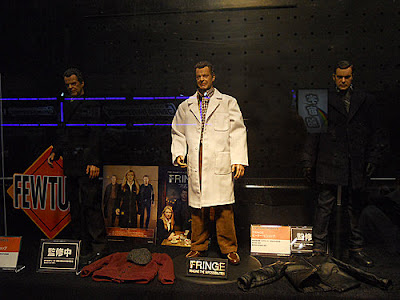 Artstorm/Fewture 1/6 Scale Fringe TV Show Figures - Walter Bishop - Peter Bishop