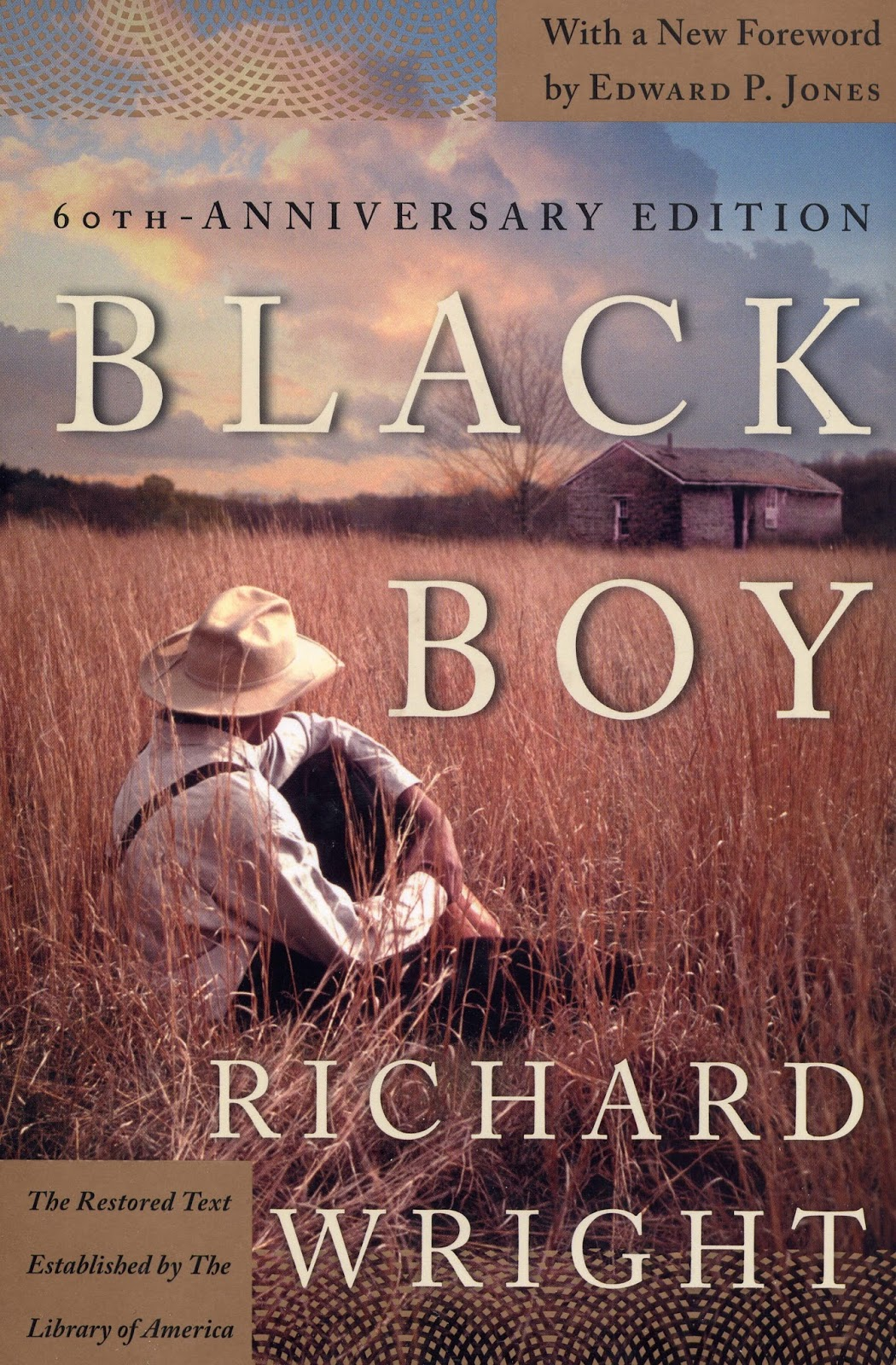 an analysis of the american hunger in richard wrights book black boy Native son, black boy, 12 million black voices, the long dream, uncle tom's children, black power, the outsider, and white man listen are richard wright's works that are releavent in the study of history.