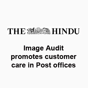Image Audit promotes customer care in Post offices