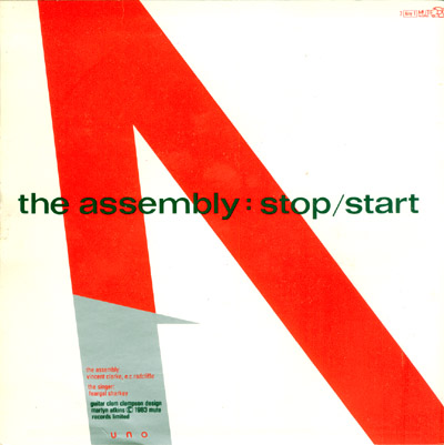 Assembly - Never Never (Maxi)