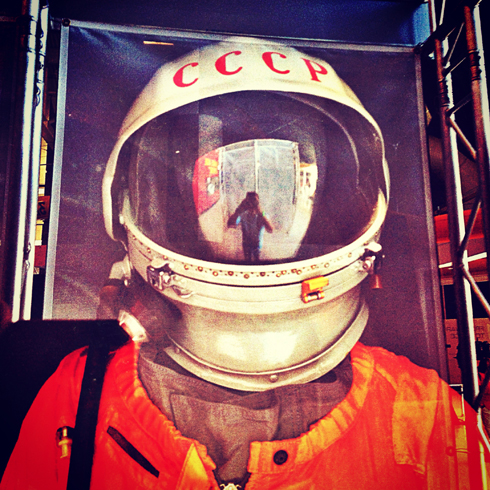 cosmonaut evergreen space museum oregon