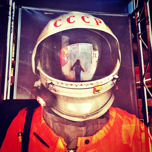 cosmonaut evergreen space museum oregon