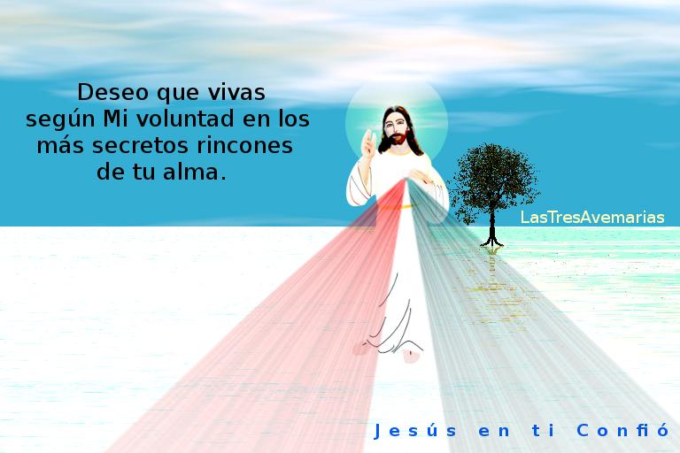 diseño de foto con mensaje de jesus