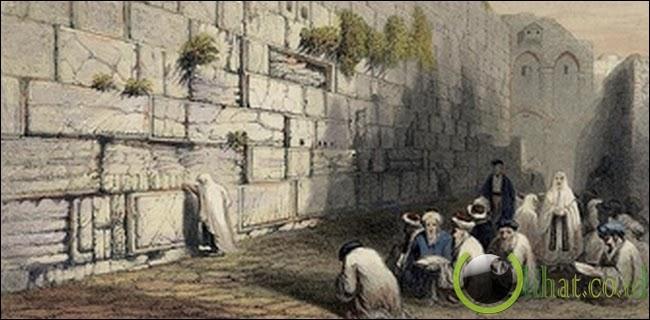Tembok Ratapan – Jerusalem