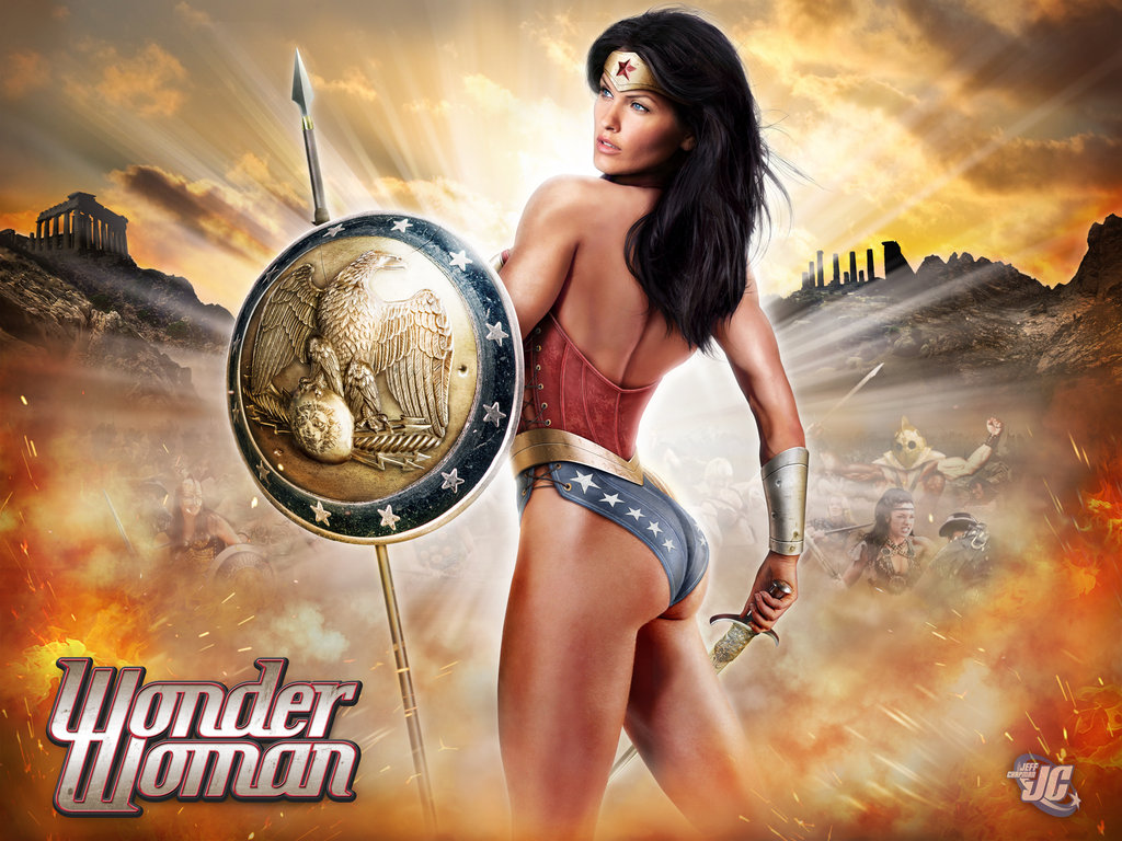 Wonder Woman Sexy Photos Collection 3