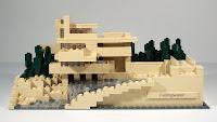 Lego Architecture Fallingwater 210051