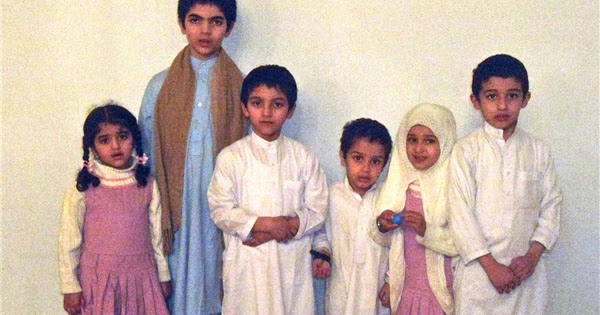 Osama bin ladens children