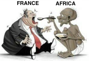 14 African Countries Forced by France to Pay Colonial Tax For the Benefits of Slavery and Colonization