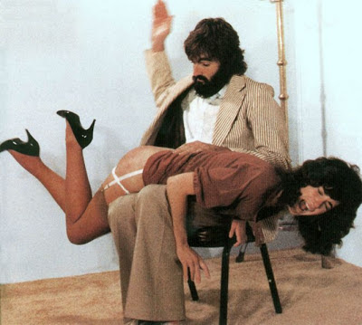 The good old days spank wife
