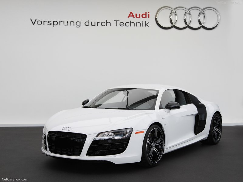 Audi R8 Exclusive Selection (2012)