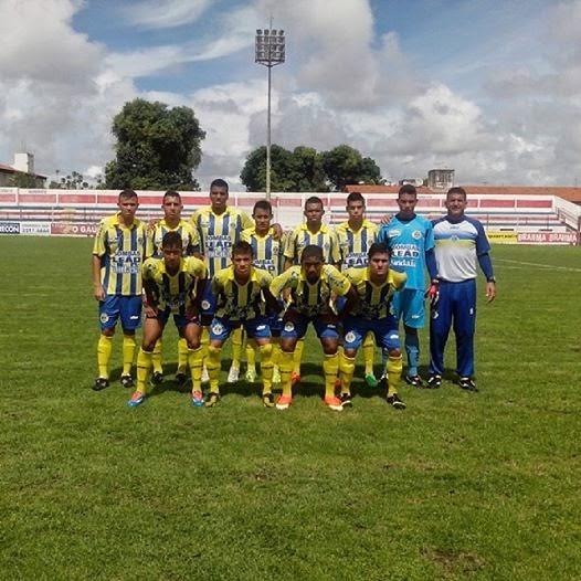 Cearense Sub-20: Horizonte goleia o Juazeiro e continua invicto no estadual.