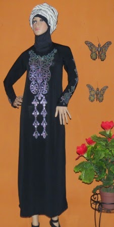 Gamis Arab Fashion GKM4629