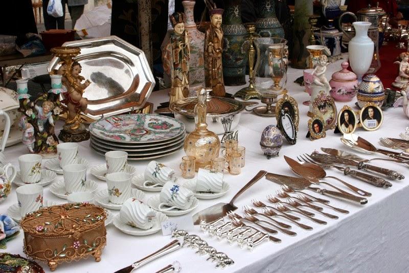 Passione vintage mercatini delle pulci giugno 2014 - Mercato antiquariato casale monferrato ...