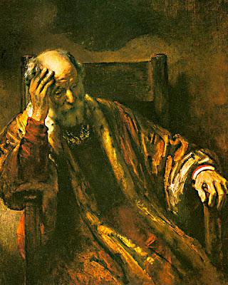 لوحات عالمية : رامبرانت - صفحة 3 An_old_man_in_an_armchair_by_rembrandt