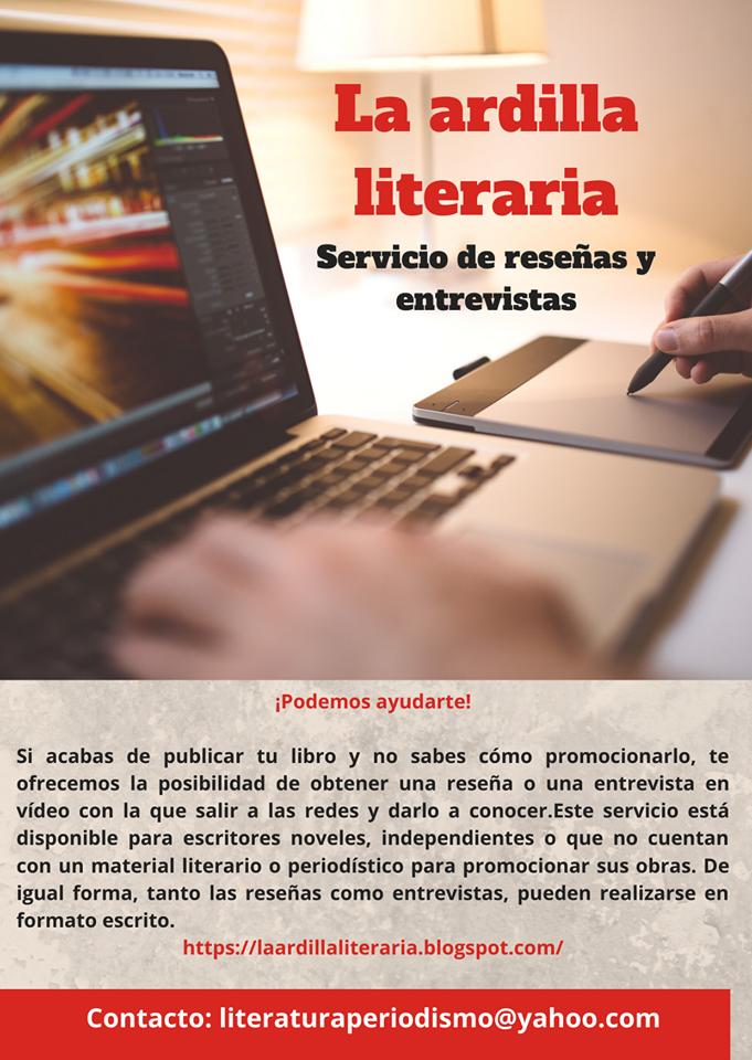 Promocionamos tu libro.