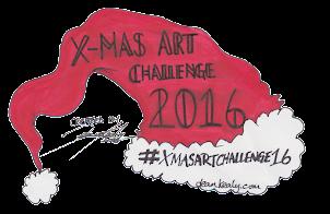 Christmas Art Challenge