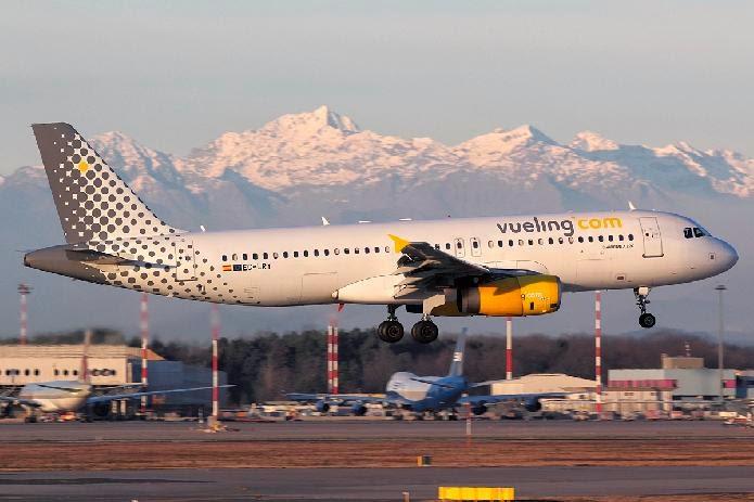 aviation air routes news vueling lancia la nuova rotta On milano parigi orly