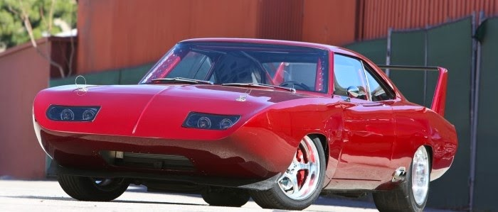 American Muscle Cars Dodge Charger Daytona
