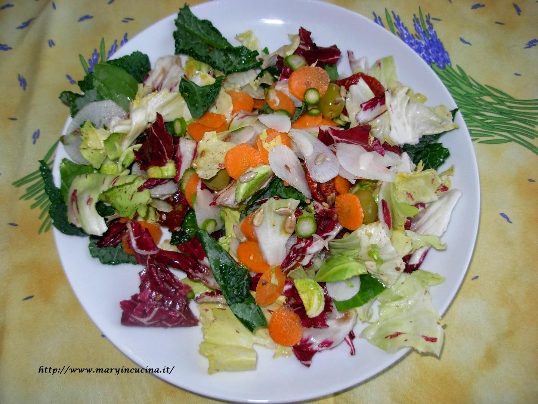 insalatona multi-radicchio