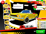 Crazy Taxi: City Rush Car Showroom