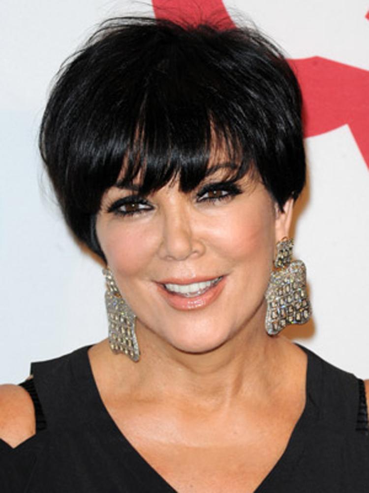Popular Celebrity Bang Hairstyles 6