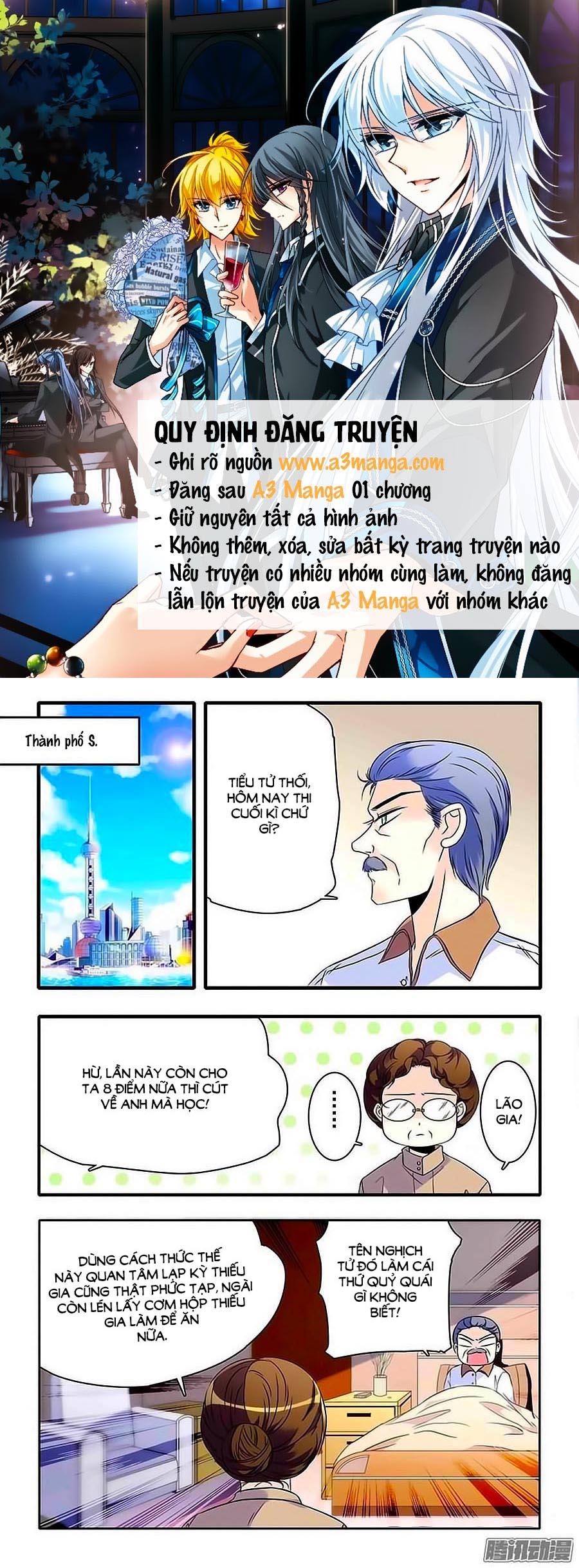 Thanh Ninh Chi Hạ – Chap 34
