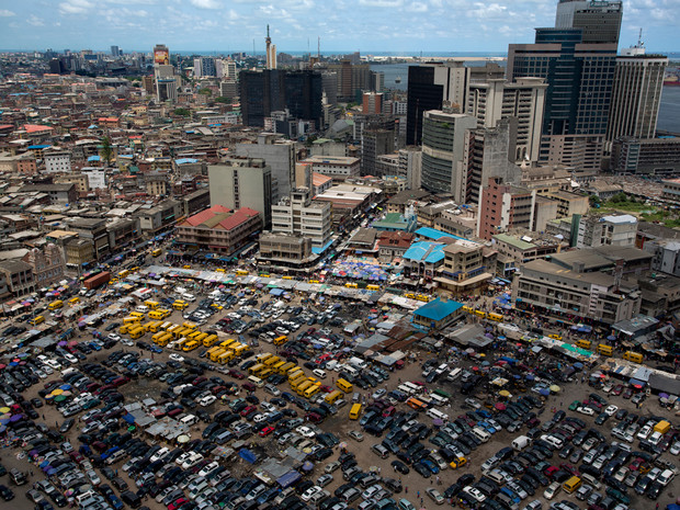 The largest cities in Nigeria: ranked 1 to 10
