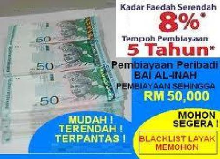Gaji+Lebih+60%+Pinjaman+Max+5x+Gaji,+Tempoh+10thn+Khas+utk+Kakitangan