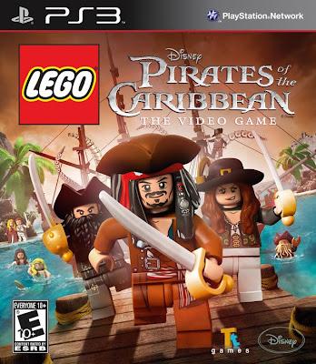 Lego: Pirati dei Caraibi PS3