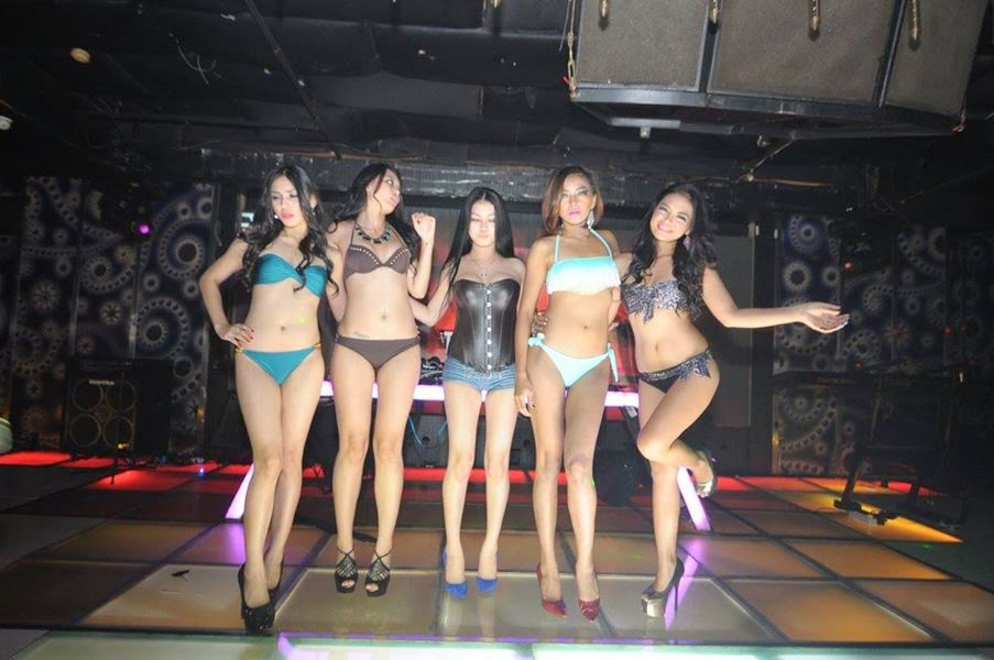 Really. club jakarta nudist think