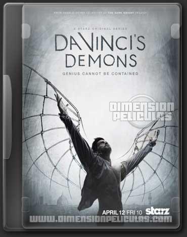 Da Vinci's Demons (Temporada 1 HDTV Inglés Subtitulada)