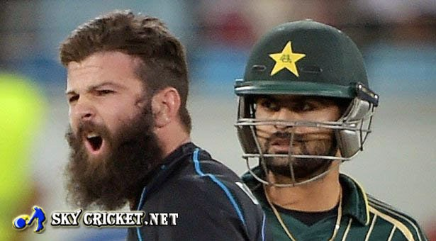 New Zealand beat Pakistan by 17 runs in 2nd T20