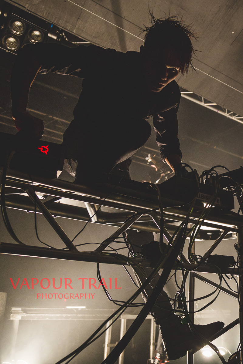 Crossfaith by Vapour Trail Photography