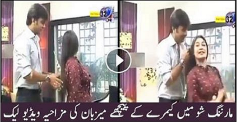 What's going on in Pakistani morning shows