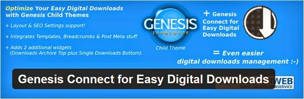 EDD Genesis connect plugin