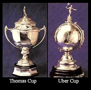 Malaysia mara ke final Piala Thomas 2014